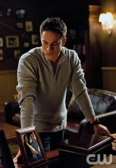 """""""The Return"""" - Michael Trevino as Tyler in THE VAMPIRE DIARIES on The CW.  Photo: Bob Mahoney/The CW  ©2010 The CW Network, LLC. All Rights Reserved."""