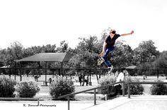 K. Ferreira Photography.  Cullen, Highway 6 Free Skate Park.