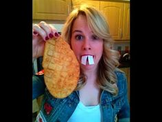 Beaver Tails Inspired Recipe - How to Make Beaver Slaps--a yummy, Canadian donut