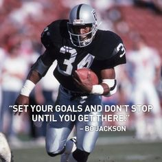 Love Bo Jackson!!  So sad he was taken out at such a young age, but has a positive attitude towards the hand he was delt.