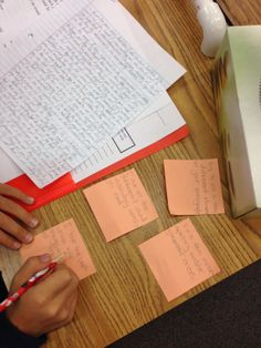 Peer conferences in a 4th grade writing class