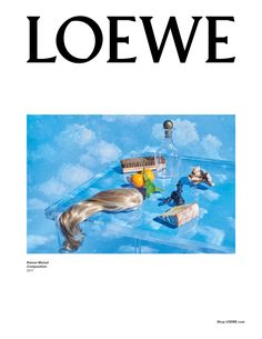 """After unveiling a preview of its fall campaign earlier this year, Loewe shares even more images from the new advertisements. Supermodel Gisele Bundchen poses front and center in a glamorous set of images captured by Steven Meisel. In the backdrop, a hanging """"cloud"""" of black silk ribbons hangs behind the Brazilian beauty. The new season...[Read More]"""