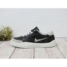 best service 75ead 8b2ab Designed Nike SB Dunk Low Men Shoes Black Grey White Sale