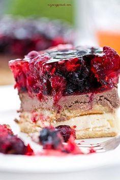 Ciasto lodowiec