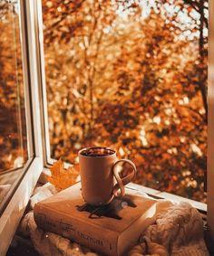 Autumn Morning, Autumn Cozy, Autumn Trees, Autumn Leaves, Autumn Nature, Days Until Halloween, Fall Halloween, Coffee Photography, Autumn Photography