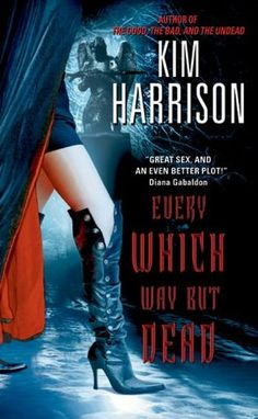 Every Which Way But Dead (Rachel Morgan Series #3)