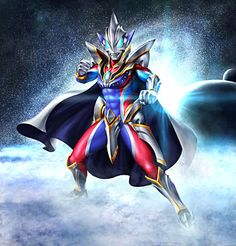 24 Best Ultraman Orb And Geed Forms Images Picture