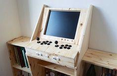 ufunk-borne-arcade-raspberry-pi-4