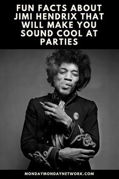 While many things about Jimi Hendrix are common knowledge, perhaps Jimi was still hiding a few things that the 'I love the song Purple Haze' people of the world still do not know Rock And Roll Artists, 8 Facts, Hey Joe, Monday Monday, Rock N Roll Music, Live Rock, You Sound, Purple Haze, People Of The World
