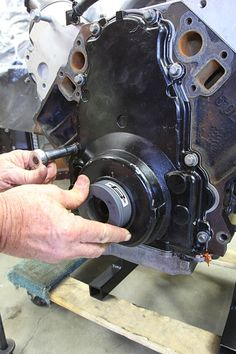 12 Tips and Tools to Make Your Next LS Engine Build Easier 87 Chevy Truck, Obs Truck, Chevy S10, Chevy Pickups, Chevy Nova, Ls Engine Swap, Chevy Motors, Engine Repair, Engine Rebuild