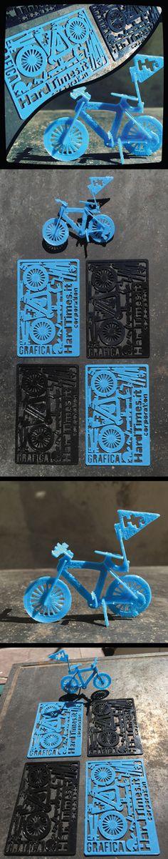 Il nostro nuovo e speciale biglietto da visita in stampa 3D- Hard Times assembla la tua immagine - New Hard Times corporation special business card print 3D #photoshop #branding #promozione #promotion #work #htc #hardtimes #hardtimescorporation #businesscard #3d #print #bike #bici #bicicletta #print3D #stampa3d #grafica #graphic #montalabici #assemblalatuaimmagine #biglietto #maker