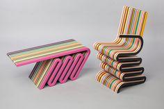 design en couleurs, bespoke collection, Anthony Hartley