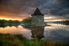Pskov... by