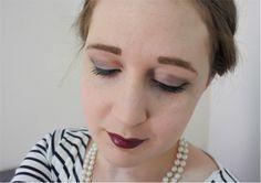 Dark Lip with a Neutral Eye #makeup #makeupaddict #makeuplook #beauty #beautyblogger #bblog #bblogger #fotd #makeupproducts