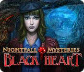 Only $2.99 with coupon NEW299  Stop the evil Vansig family before they point their vengeful wrath at your friend Christine in Nightfall Mysteries: Black Heart! Just as Viggo and Christine believed themselves free from the shackles of the Vansig family, an enemy they thought dead returns to kidnap Viggo, destroying the newfound peace of the lovers. Powerless to save Viggo by herself, Christine has called upon your help in Nightfall Mysteries: Black Heart!