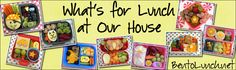 What's For Lunch At Our House Blog has lots of links to other bento blogs and simple bento ideas.