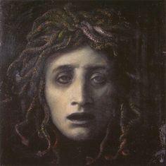 .Arnold Böcklin 1878 Medusa