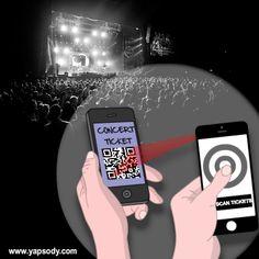 "#Mobile #Ticket #Scanner – #Flexibility for #event #presenters!"" Read here : http://www.articlesbase.com/art-and-entertainment-articles/mobile-ticket-scanner-flexibility-for-event-presenters-6743349.html    Website :- https://www.yapsody.com/?utm_source=ypin&utm_medium=ypin&utm_campaign=ypin Facebook :- www.facebook.com/yapsody Twitter :- www.twitter.com/yapsody"