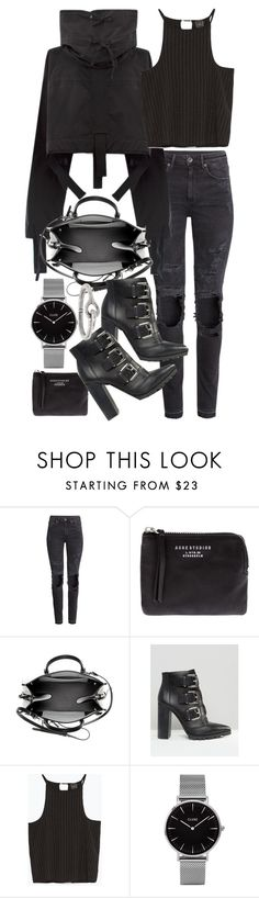 """Untitled #20080"" by florencia95 ❤ liked on Polyvore featuring H&M, Acne Studios, Balenciaga, ASOS, Zara and Topshop"