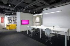 Latest Jobs 20140220 - 谷德设计网 Conference Room, Table, Furniture, Home Decor, Image, Decoration Home, Room Decor, Tables, Home Furnishings