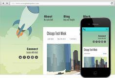 Web Design: Ace Eight of Spades