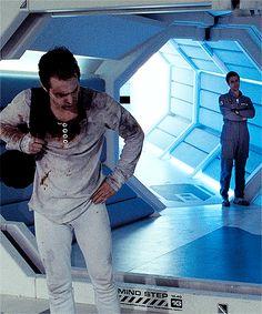"""We're not programs Gerty, We're people.""  Sam Rockwell in Moon (2009)."