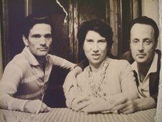 Pierpaolo Pasolini, Natalia Ginzburg e Giorgio Bassani