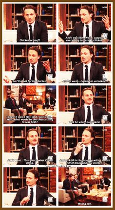 Andrew Lincoln on Talking Dead! hah! the first time he's been on there! it was awesome! and they are gonna have Chandler Riggs on it in season 5! yay! I don't know why they have never been on it till now