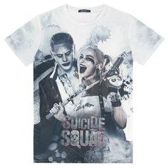 Suicide Squad Mens Harley Quinn 3D T Shirt  $19.7 and FREE shipping  Get it here --> https://www.herouni.com/product/suicide-squad-mens-harley-quinn-3d-t-shirt/  #superhero #geek #geekculture #marvel #dccomics #superman #batman #spiderman #ironman #deadpool #memes
