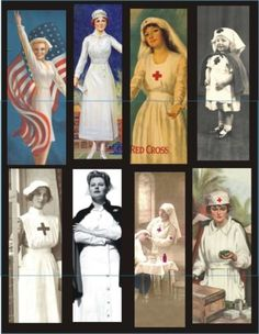 nurses.   We sure have come a long way!!!   Thank goodness!!!!!!!