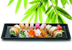 Encuentra este y otros platos en Hotel Clarion Suites Guatemala que hemos preparado junto a Mr. Sushi Guatemala.