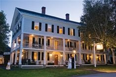 The Grafton Inn, a picturesque Vermont village backdrop, unforgettable meals and first-class service in a beautiful historic inn promises a memorable, storybook beginning to the rest of your life with your partner.