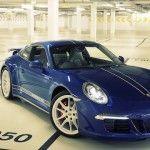 Une Porsche 911 Facebook pour 5 millions de fans