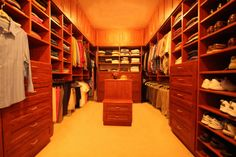 View a gallery of custom, quality Walk-In Closets, Wall Closets, & Accessories from Closet Trends of Tucson, Arizona Island Bench, Master Bedroom Closet, Custom Closets, Traditional Looks, Walk In Closet, Trends, Sunset, Wall, House