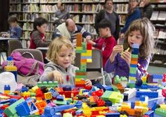 Lego Club at Dighton Public Library Dighton, Massachusetts  #Kids #Events