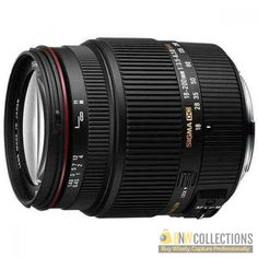 Buy Sigma 18-200mm F3.5-6.3 II DC OS HSM zoom Lens At Rs.37,000 Highlights :- Min. focus distance 238cm, Optical Stabilizer Cash on Delivery Hassle FREE To Returns Contact # (+92) 03-111-111-269 (BnW) #BnWCollections #Sigma #zoom #Camera #Lens