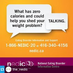 Looks great! #Repost @the_nedic ・・・ Our new Eating Disorder Awarness Week 2015 poster!! :) Buy one for FREE (plus shipping) on our online store!!
