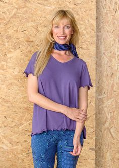 Tops – GUDRUN SJÖDÉN – Webshop, mail order and boutiques | Colorful clothes and home textiles in natural materials.