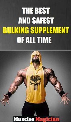 Best and safest supplement for bulking. Muscle Building Tips, Build Muscle, Beast Workout, Gym Supplements, Bodybuilding Nutrition, Best Gym, Mens Fitness, Gym Fitness, High Intensity Interval Training