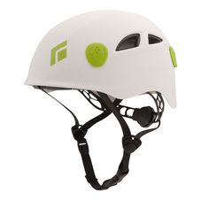 Black Diamond Half Dome Helmet - Lightweight, great fit, and user friendly clips for a headlamp.
