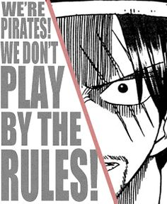 Shanks one piece quote