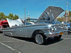 1961 Chevrolet Impala Lowrider
