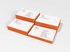 Fundamental Business Cards | Business Cards | The Design Inspiration