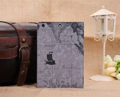 fde87d96d8 OEM Δερμάτινη Θήκη Χάρτης Case Stand Γκρι (iPad mini   iPad mini Retina) -  myThiki.gr - Αξεσουάρ για Smartphones και Tablets - World earth map