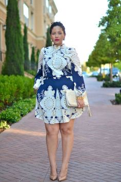 Now the fashion designers have come up with several trends of plus size clothing it is not just about a body size but it is about a body shape.