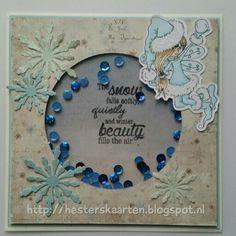 Snow card my Besties  Fuse