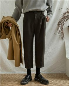 Cool Outfits, Casual Outfits, Fashion Outfits, Outfits Hombre, Mode Hijab, Looks Vintage, Mens Clothing Styles, Aesthetic Clothes, Streetwear Fashion