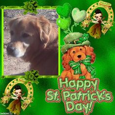 Happy St. Patrick's Day Special Holidays, Happy, Fictional Characters, Art, Art Background, Kunst, Ser Feliz, Performing Arts, Fantasy Characters