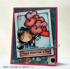 Happy valentine's day card-Retarte