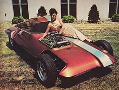 "Dean Jeffries | ... 67 Annual - Ed ""Big Daddy"" Roth, George Barris, Dean Jeffries  Others"